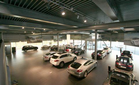 Concessionaria Porsche – Augusto Gabellini
